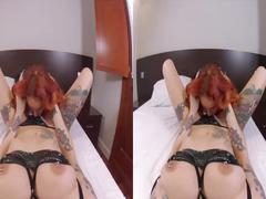 Virtualrealporn - amarna miller & onix babe having fun in vr