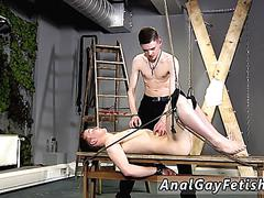 bdsm, masturbation, twink, bondage, deepthroat, gay
