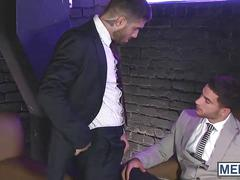 Diego fucks the cum out of vadim blacks tight little hole