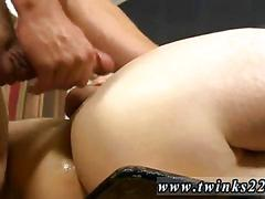 Sweet young guys fuck slowly and jack off to cum bucket loads
