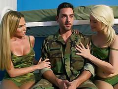 Bad girls boot camp sn 4 with hot aubrey gold and subil arch
