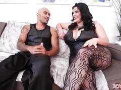 King and angelina castro dominate sara jay bbw threesome