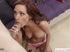 Sexy southern belle ashley sinclair fucks a married man - naughty america