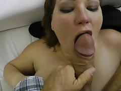 Horny brunette rita g smashed in her sloppy veejay