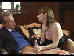 Blind man present while his wife ava courcelles fucked by huge cock