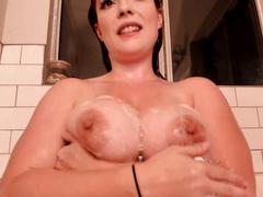 Big booty pawg hard spanking awesome tits