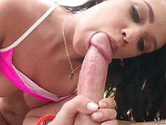 roxy raye, brunette, blowjob, riding, doggystyle, cumshot, facial, anal, deep throat, atm, ass to mouth, dildo, butt plug, cowgirl, ass fuck, gagging, rimming, sucking