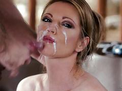 holly kiss, blowjob, fucked, doggystyle, facial, blonde, british, wet, outdoor, jacuzzi, sucking, pussy eating