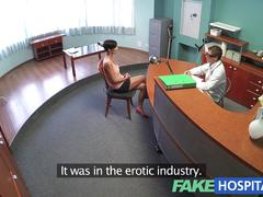 Fakehospital busty porn star uses her amazing sexual skills