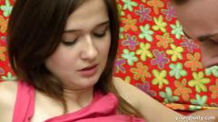 Busty teen pavla gets fucked and facialized