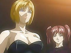 Hentai nasty orgy