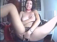 amateur, hairy, webcams