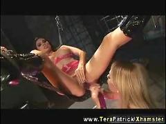 Lesbian bondage extreme - tera patrick