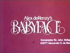 Vintage babyface 1  n15