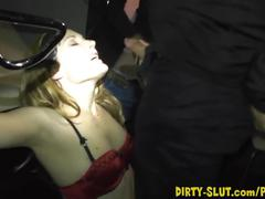 Nicole the dirty cum slut wife