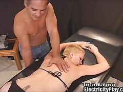 Crying small tit blonde bdsm