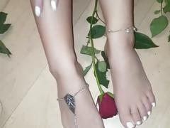 Jillian's sexy feet casting 2