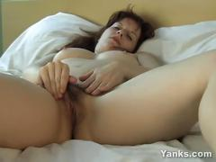amateur, brunette, masturbation, milf, yanks, adult-toys, masturbate, solo, softcore, hd, mature, hairy-pussy, hard-nipples, natural-tits, big-pussy, pantyhose, lingerie, striptease, heels