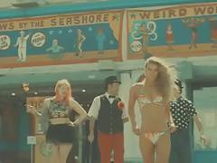 bikini, brunettes, celebrities