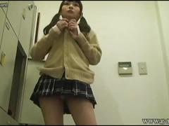 Petite japanese girl shuri atomi swimsuit