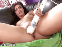 Tina tarantino getting her pussy soaking wet