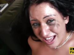 big tits, brunette, rough sex, squirt, pascalssubsluts, rough, orgasm, squirting, big-boobs, bdsm, british, cumswallow, maledom, toy, bigtits, chokeplay, milf, riding, cumshot