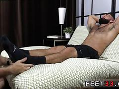 Emo gay porn sex free xxx ricky larkin shoots his load as i worship his feet