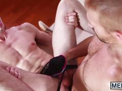 blowjob, hunk, muscle, anal, fucking, sucking, office