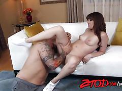 Tempting alison rey gets her pussy hammered