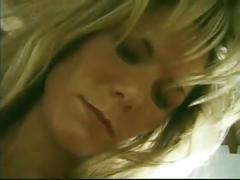 Horny blonde mature creampie