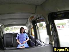 ass, hardcore, public, fucking, british, car, nurse, taxi