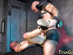 blowjob, bear, muscle, anal, ass, fucking, sucking