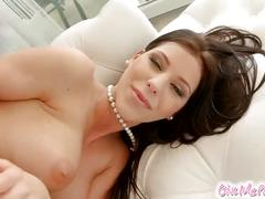 Givemepink pussy and anal toy play