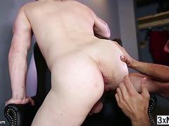 Horny dude diego sans is not wasting time on fucking aspen sweet virgin ass