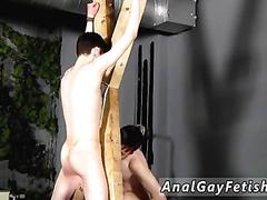Gay sex boys bondage movies and twink white boys in bondage scene