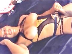 masturbation, webcam, big tits, lingerie, solo, wanking