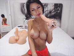 Anisyia livejasmin new verry sloppy gaging throat fuck lots of spit hd 4k