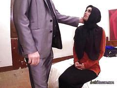 Arab chick julia roca gropes lawyers cock