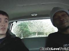 Black guys fucks amateur