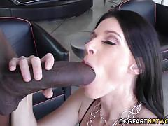 Milf india summers takes on this huge dick