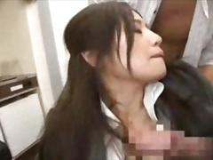 Office sex japanese babe