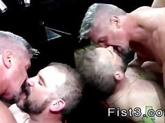 Middle age anal gay sex huge cocks full length fists and more fists for dick hunter