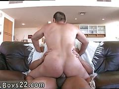 Drilling his ass and the dudes are getting real close