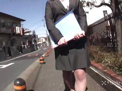 Yui ayana fucks her bosses -uncensored jav-