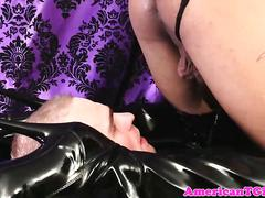 bdsm, blowjob, fucks guy, domination