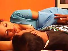 Mallu aunty bhabi seducing boyfriend sexy fuck