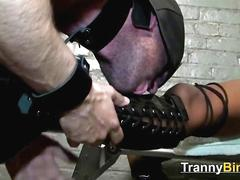 black, blowjob, bareback, slut, bdsm, domination, kinky, shemale