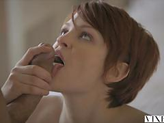Vixen beautiful redhead bree daniels fucked by sugar daddy