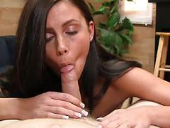 Whitney westgate loves sucking cock