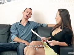 brunette, hardcore, reality, czech, meamelonechallenge, small-tits, mea-melone, failed, vixen, pornstar, doggy, blowjob, cock-sucking, babe, pussy-licking, doggy-style